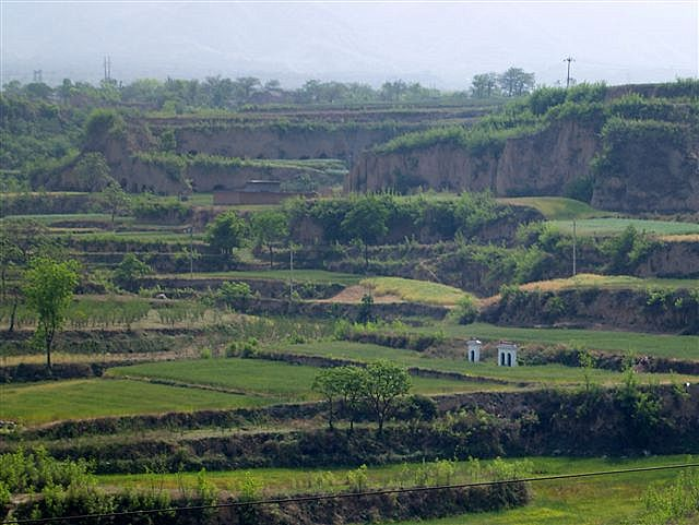 mines, crops, cemetery