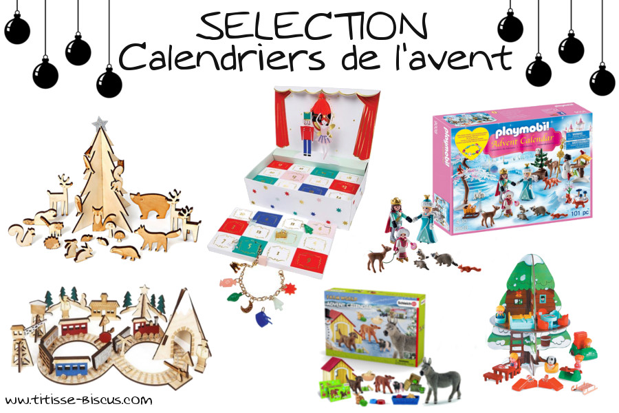 Selection De Calendriers De L Avent Enfants 2017 Selection