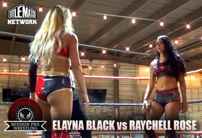 Elayna Black vs Raychell Rose - Mission Pro Wrestling JPG 1200x675 New1