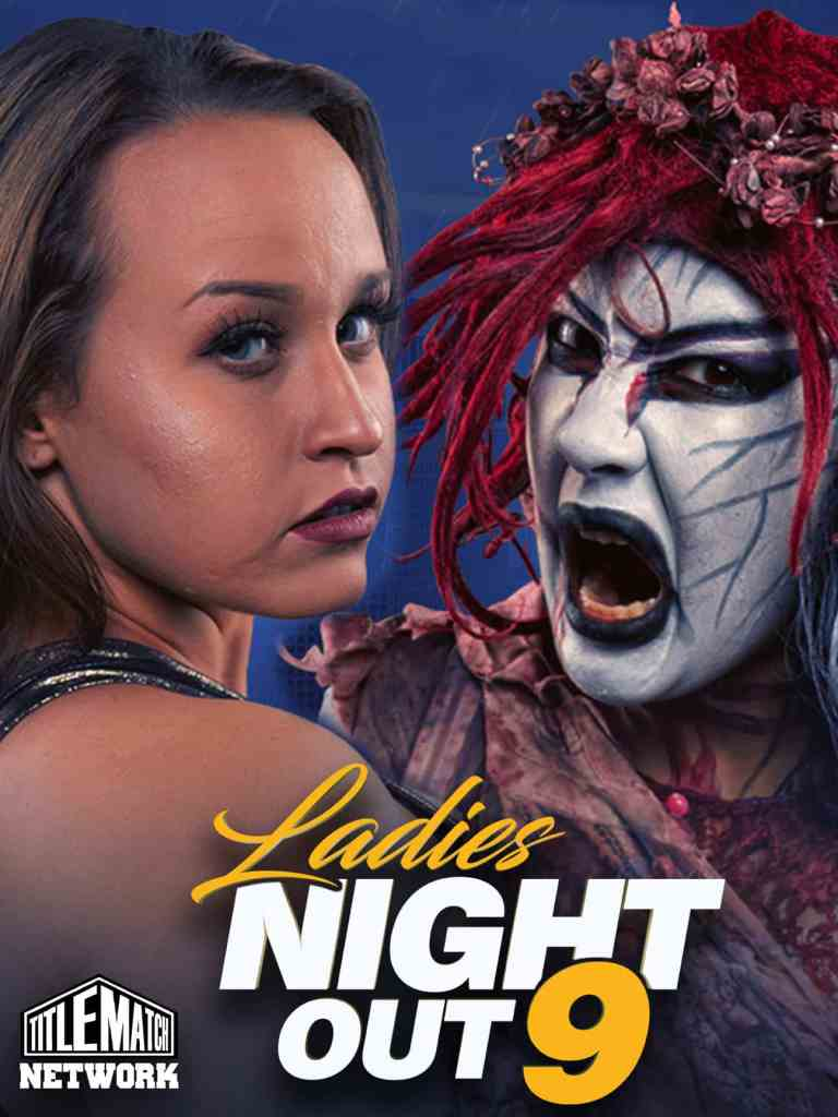 Ladies Night Out 9 Evening Show 18x24