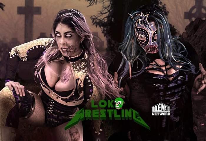 Loko Wrestling 10.29.20 Poster 1200x675