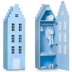 Cuckooland-Amsterdam-House-Wardrobe-in-Stair-Gable-Design-£1,250