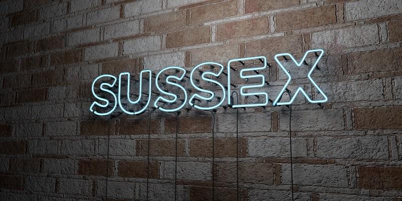 Sussex Day Title Sussex Magazine