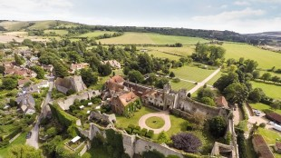 Amberley Castle Title Sussex Magazine www.titlesussex.co.uk