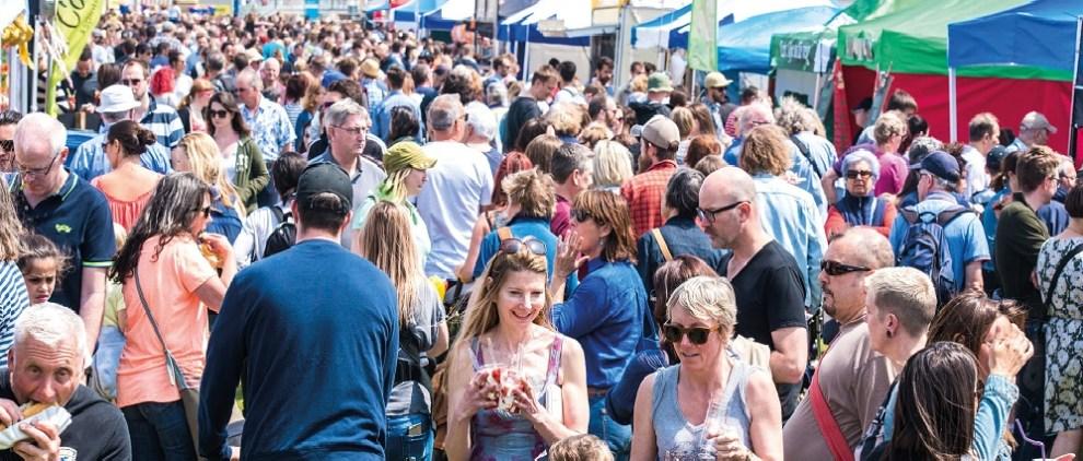 Brighton Food Festival Title Sussex Magazine www.titlesussex.co.uk