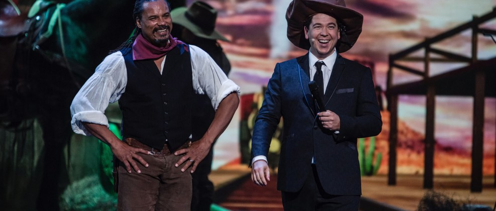 Marvin and Michael McIntyre Title Sussex Magazine www.titlesussex.co.uk