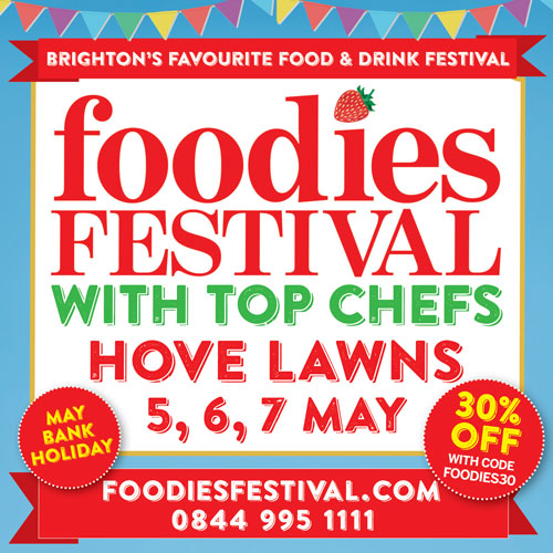 foodies festival hove lawns