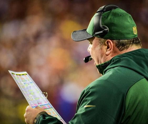 Mike McCarthy Wild Card