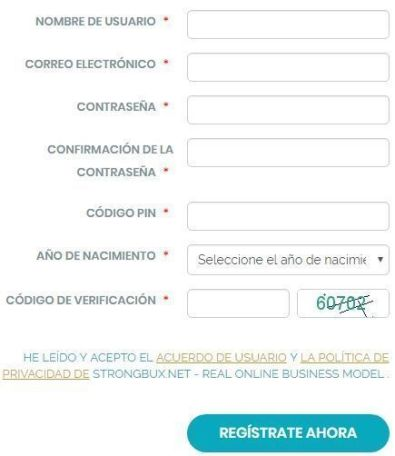 registro strongbux