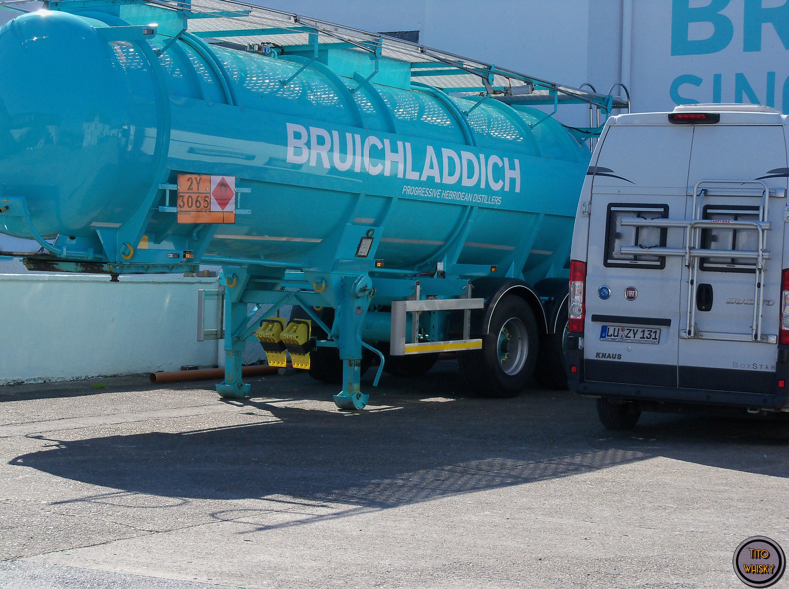 Destilería Bruichladdich