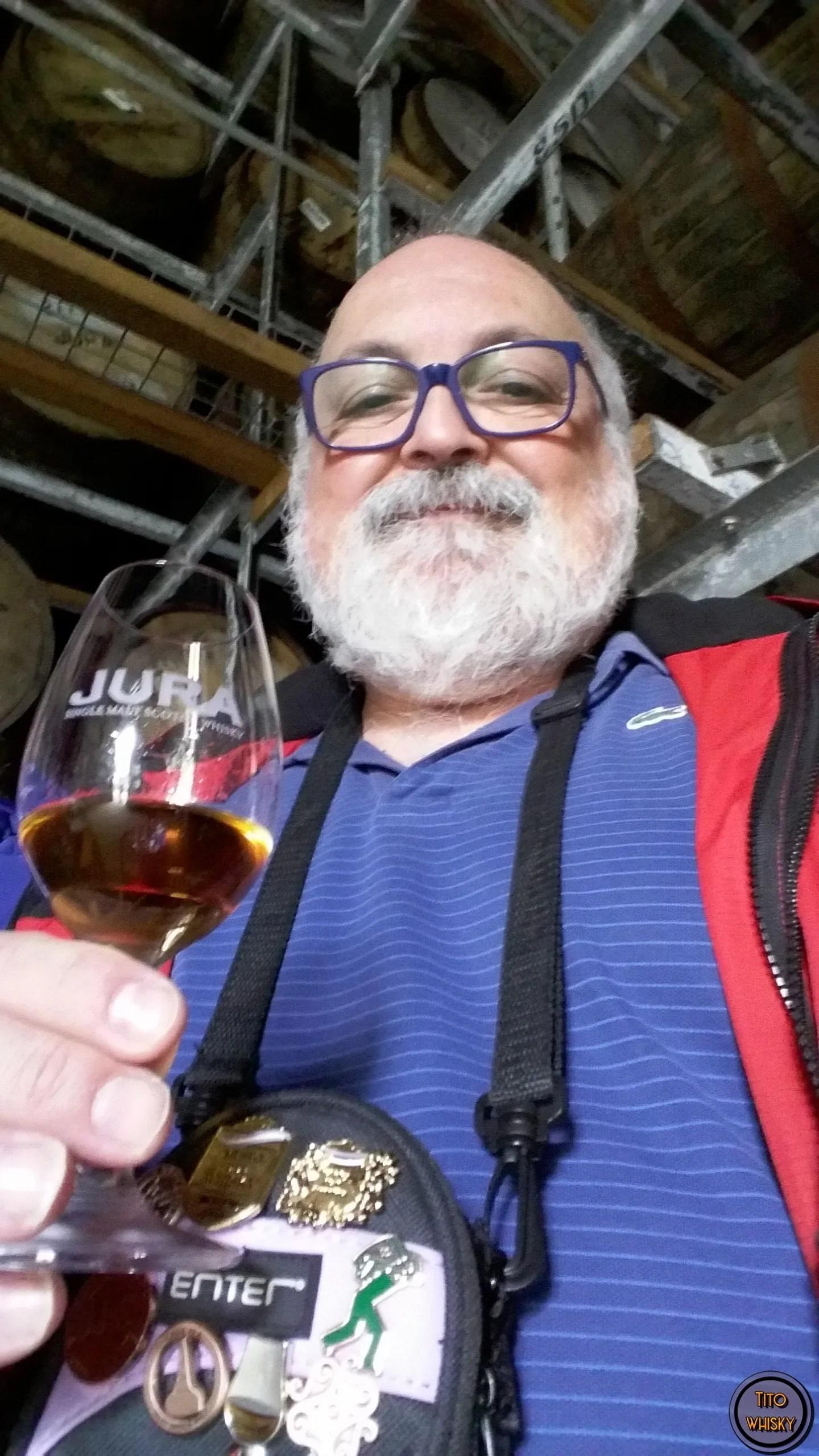 Degustación de whisky Jura