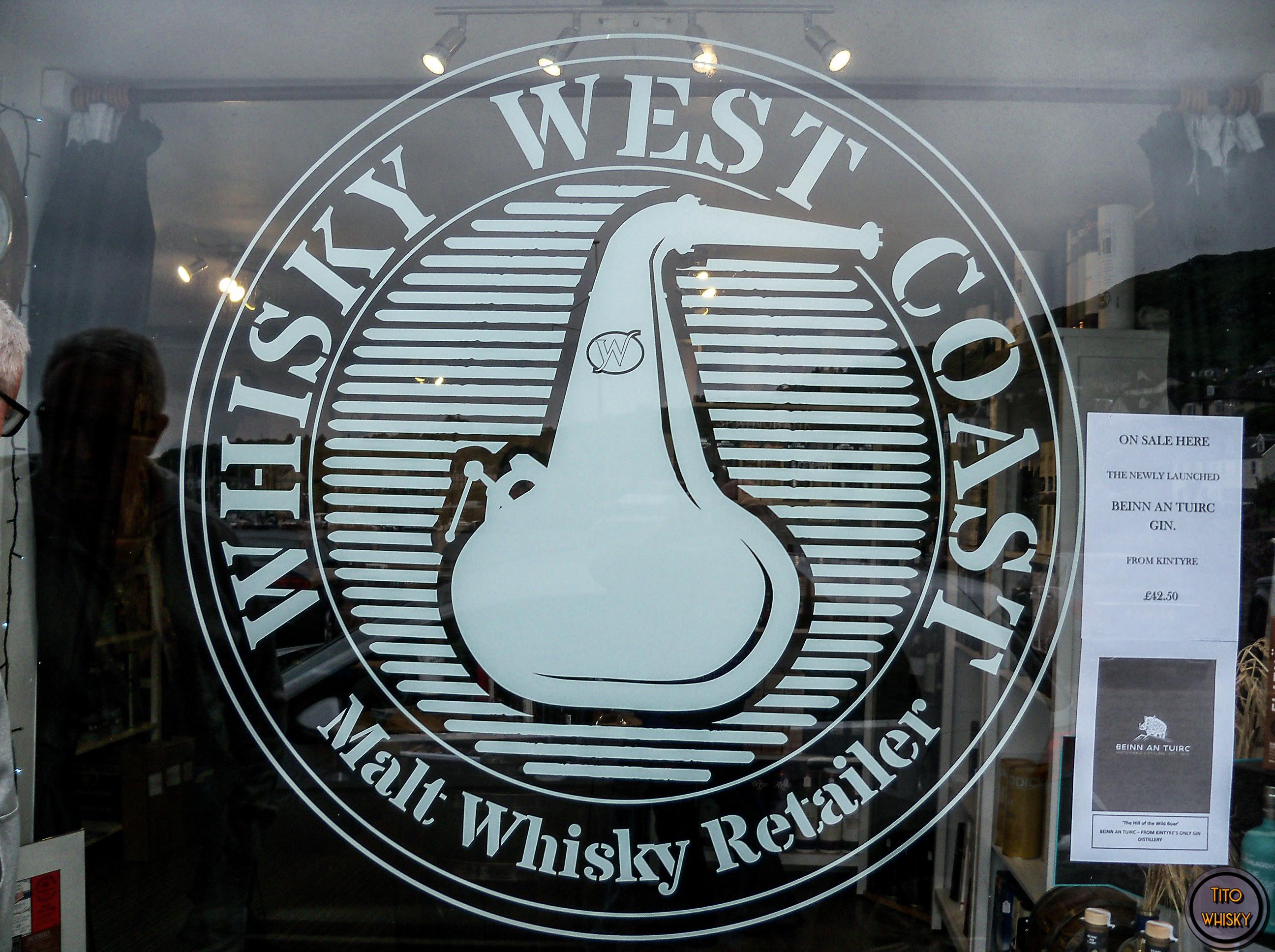 Whisky west coast