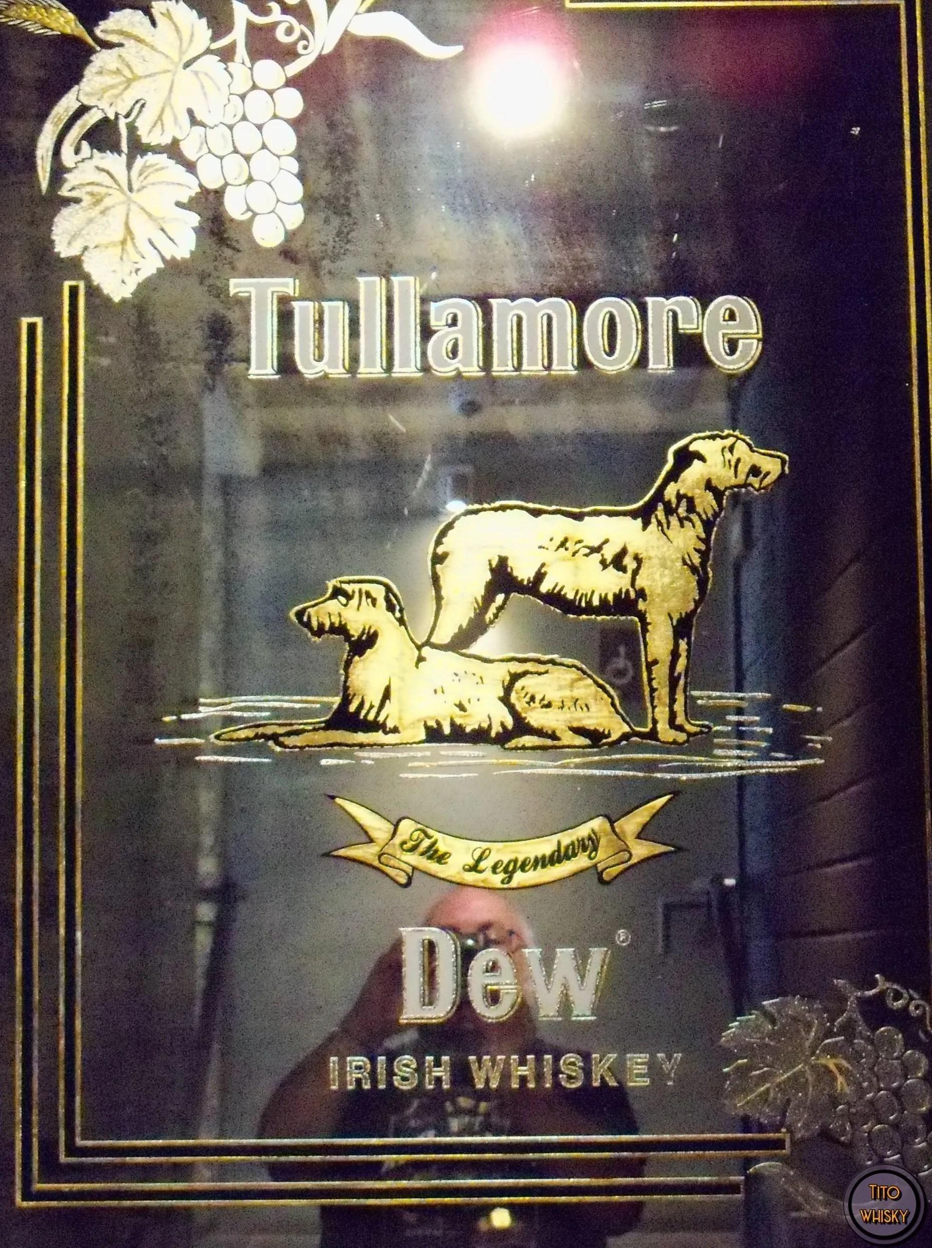 Destilería Tullamore