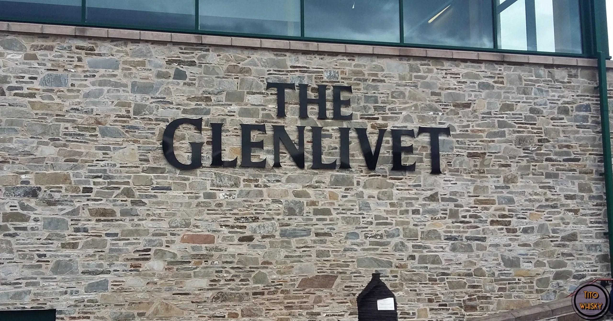 Destilería The Glenlivet