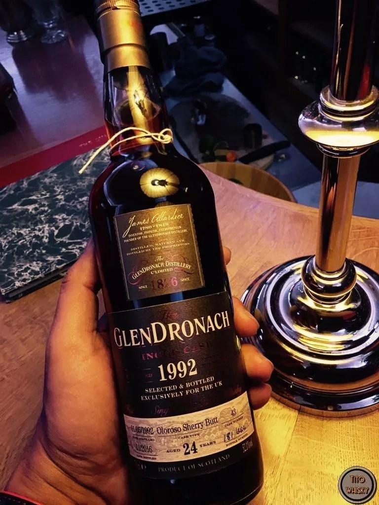 Whisky Glendronach