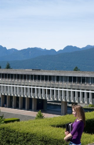Simon Fraser University, Burnaby, B.C.