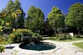 Mount Royal University, Calgary. Dr. John H. Garden Memorial Park