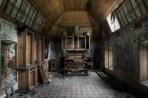 Empty Organ Room