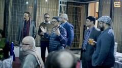 وزیر عمور خارجه بنگلادش به میهمانانش خوش آمد میگوید ، میهمانی شام