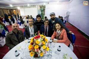 میهمانان ایرانی جشنواره در میهمانی وزیر امور خارجه بنگلادش