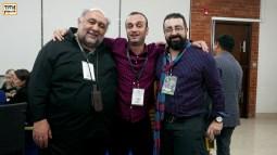 Levon Haftvan, Majid Movasseghiu, Pooyan Tabatabaei