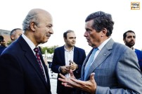 John Tory; Mayor of Toronto and Hon Minster Reza Moridi