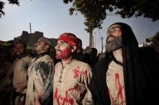 مراسم عاشورا در خرم اباد- عکس از: مهدی فضل الهی