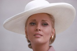 Faye Dunaway in The Thomas Crown Affair, a stylish 1968 crime film