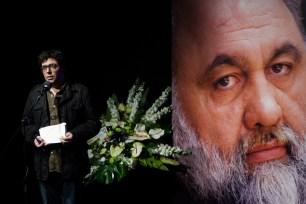 مجید برزگر، کارگردان فیلم پرویز با بازی لوون هفتوان