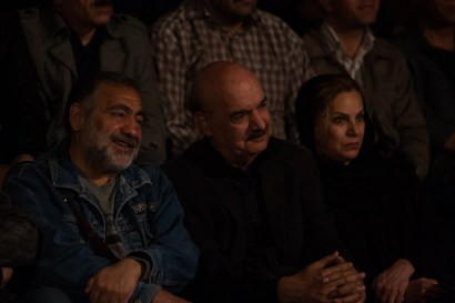 ایرج طهماسب (کارگردان) ، خسرو احمدی (بازیگر)