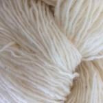 Kjøp Isager Tweed Garn winter raw white