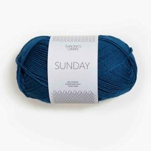 Kjøp Sandnes Sunday Garn 6063