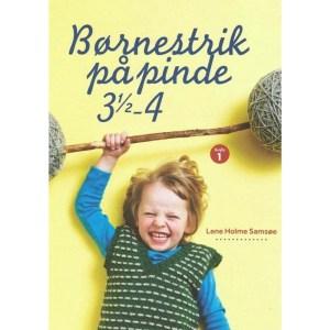 kjøp BABYSTRIK PÅ PINDE 3,5-4 hos tittinngarn her