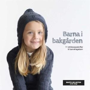 kjøp BARNA I BAKGÅRDEN HEFTE fra marte helgetun hos titt inn garn her