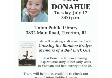 Author Talk: Mai Donohue