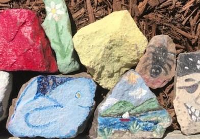 Pebble Painting