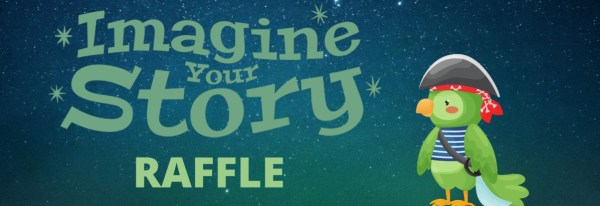 imagine your story raffle with parrot