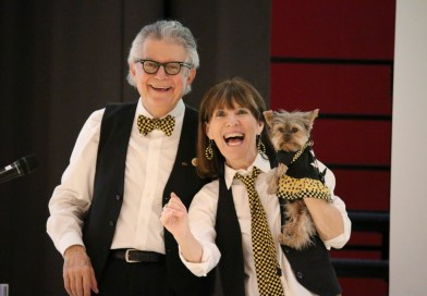 Schmitty, the Weather Dog – Special Guest Performance