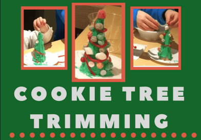 Cookie Tree Trimming
