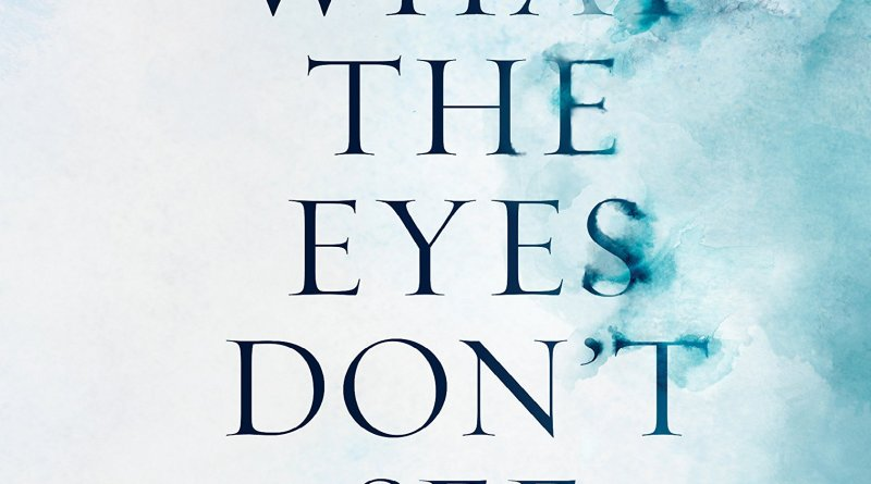 what the eyes don't see book cover