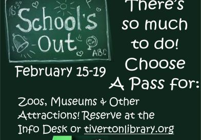 School's Out for February Vacation