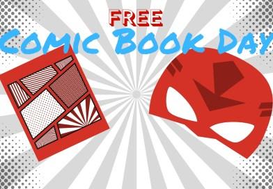 Grab a Free Comic & Make a Super Mask