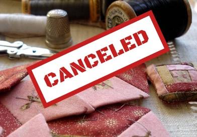 canceled quilt club