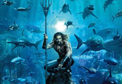 Action Packed Movies: Aquaman