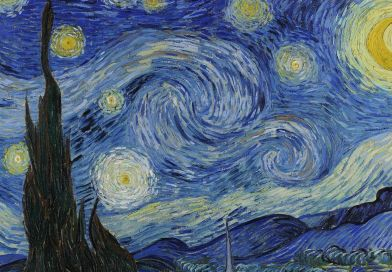 Starry, Starry Sticker Night