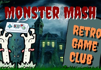 Retro Game Club: Monster Mash