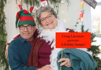 living literature a holiday sampler
