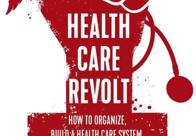 health care revolt logo