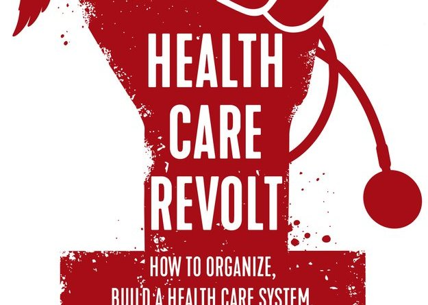 health care revolt logo