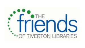 friends of tiverton library logo